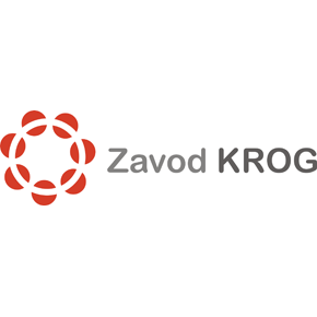 Logotip Zavoda Krog, so.p.